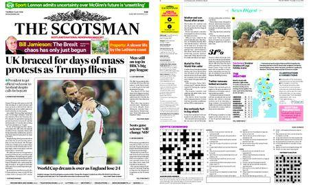 The Scotsman – July 12, 2018
