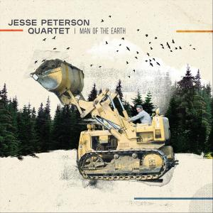 Jesse Peterson - Man of the Earth (2019)