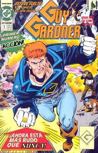 Guy Gardner / Guy Gardner Warrior (53 núm.)