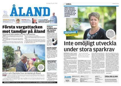 Ålandstidningen – 20 juni 2018