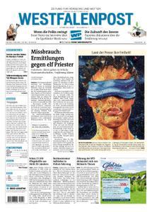 Westfalenpost Wetter - 03. Mai 2019