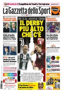 La Gazzetta dello Sport Sicilia – 03 maggio 2019