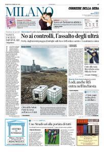 Corriere della Sera Milano – 11 febbraio 2020