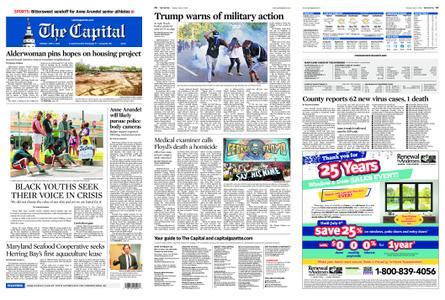 The Capital – June 02, 2020