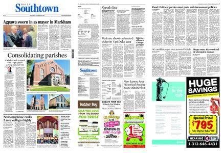 Daily Southtown – September 26, 2018