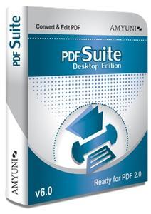 Amyuni PDF (Converter / PDF Suite) Desktop 6.0.2.1
