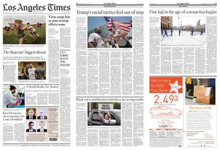 Los Angeles Times – July 30, 2020