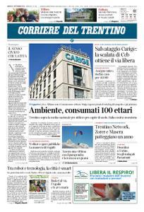 Corriere del Trentino – 21 settembre 2019