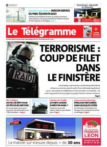 Le Télégramme Brest – 21 janvier 2020