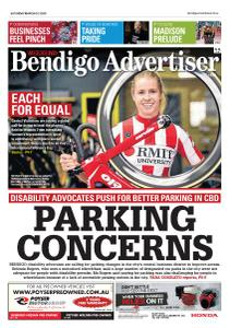 Bendigo Advertiser - March 7, 2020