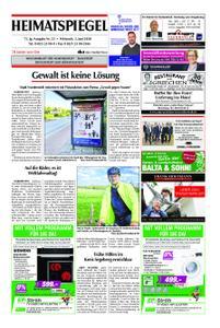 Heimatspiegel - 03. Juni 2020