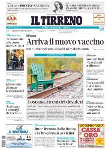 Il Tirreno Livorno - 11 Gennaio 2021
