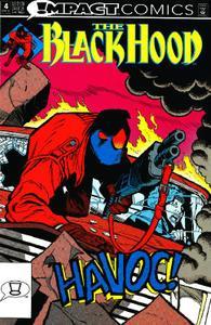 Dark Circle- The Black Hood Impact No 04 2015 Hybrid Comic eBook