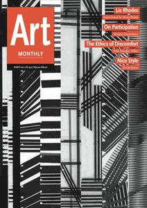 Art Monthly - March 2012   No 354
