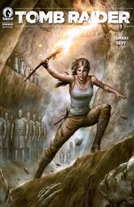 Tomb Raider 001 2016 digital The Magicians
