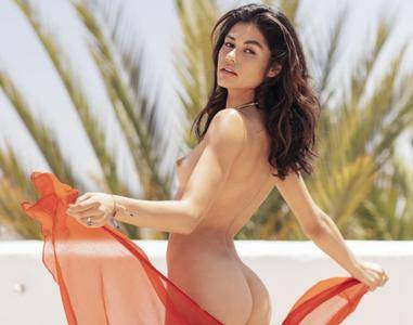 Lorena Medina by Christopher von Steinbach for Playboy US July/August 2018 (part 2)