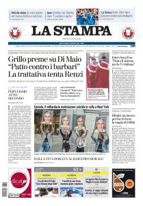 La Stampa Torino Provincia e Canavese - 11 Agosto 2019