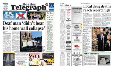 Border Telegraph – July 17, 2019
