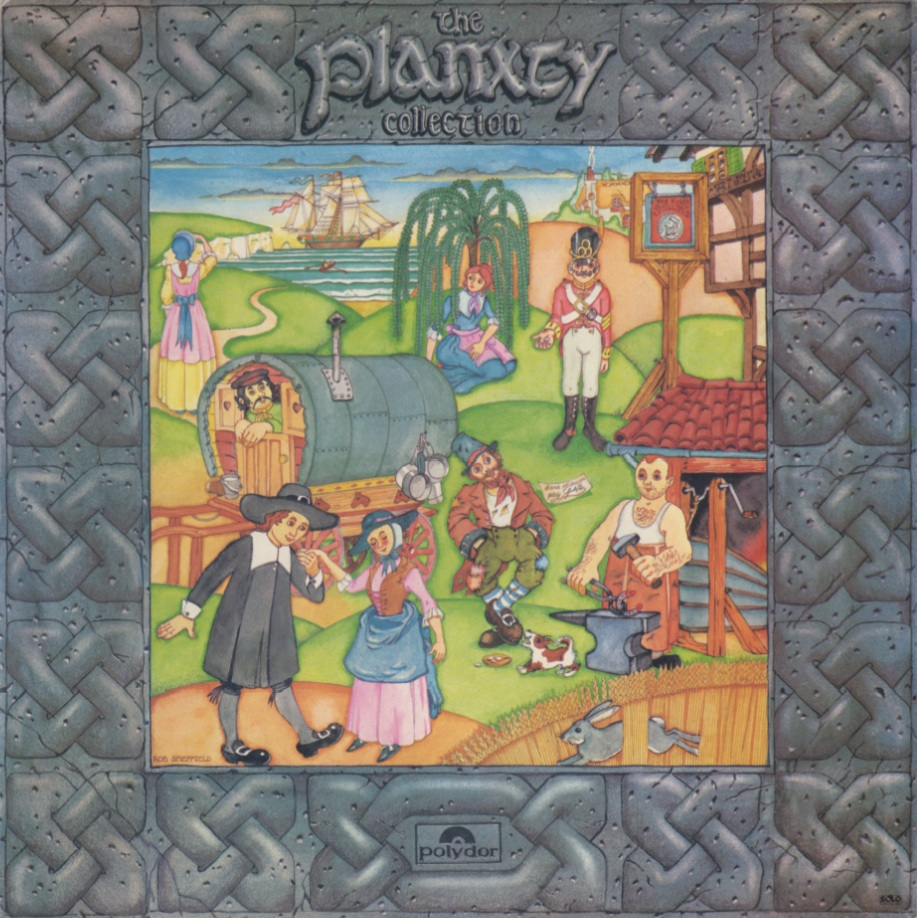Planxty The Planxty Collection 1975 Polydor 2383 397