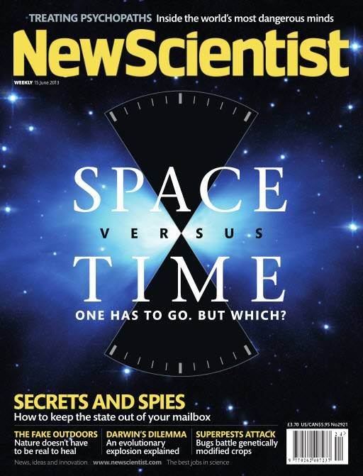 New Scientist - 15 June 2013