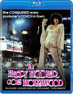 The Happy Hooker Goes Hollywood (1980) + Extras