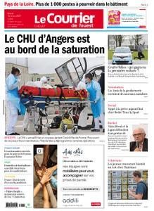 Le Courrier de l'Ouest Cholet – 16 mars 2021