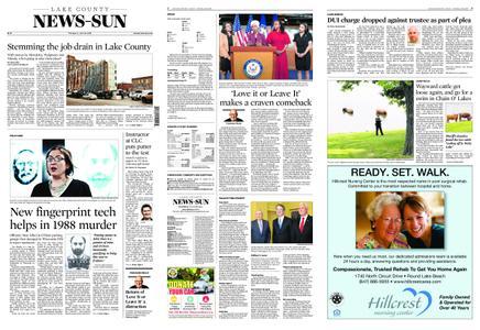 Lake County News-Sun – July 18, 2019