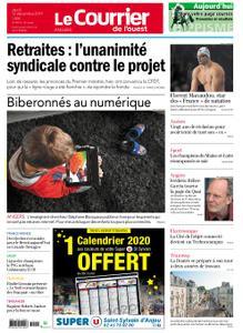Le Courrier de l'Ouest Angers – 12 décembre 2019