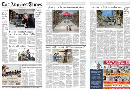 Los Angeles Times – July 10, 2021