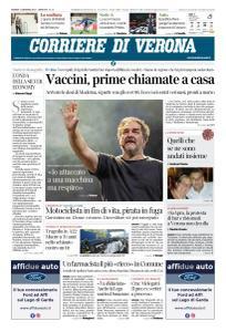 Corriere di Verona - 14 Gennaio 2021