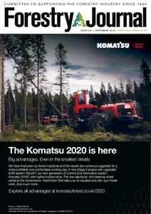 Forestry Journal – September 2019