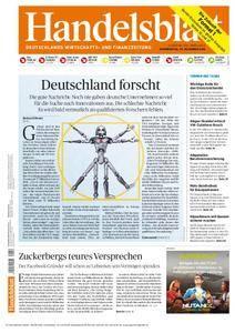 Handelsblatt - 03. Dezember 2015