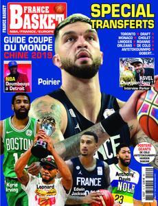 France Basket – août 2019