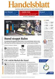 Handelsblatt - 21. September 2016