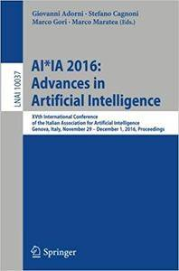 AI*IA 2016 Advances in Artificial Intelligence: XVth International Conference