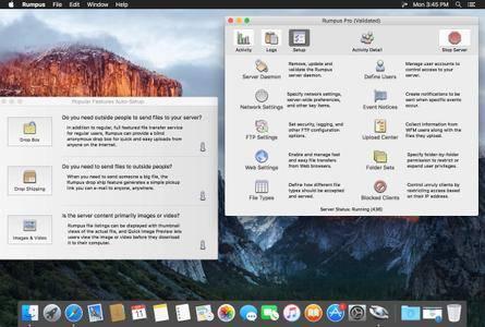 Rumpus PRO 8.2.5 macOS