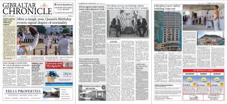 Gibraltar Chronicle – 11 June 2021