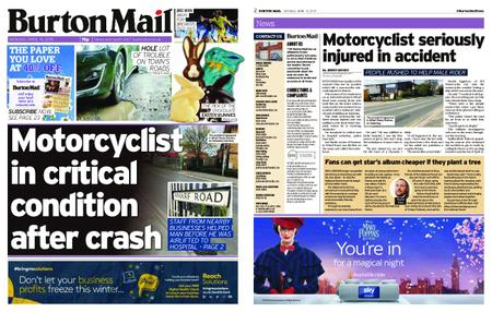 Burton Mail – April 15, 2019