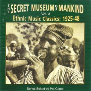 VA - The Secret Museum of Mankind, Vol. 3: Ethnic Music Classics 1925-48 (1996)