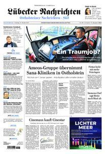 Lübecker Nachrichten Ostholstein Süd - 23. Oktober 2018