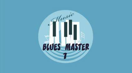 Blues Master - Beginner's Techniques Piano Course
