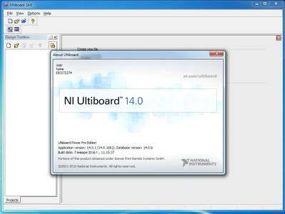 NI Circuit Design Suite 14.0.1