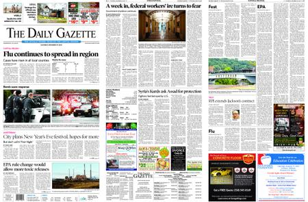 The Daily Gazette – December 29, 2018