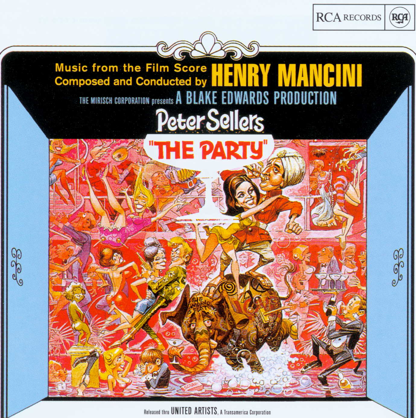 Henry Mancini  -  The Party  1968  (1998)