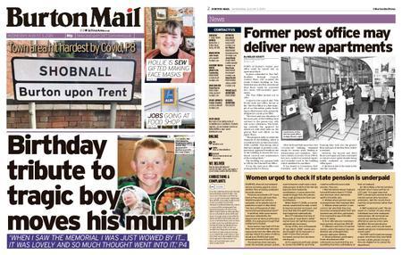 Burton Mail – August 05, 2020