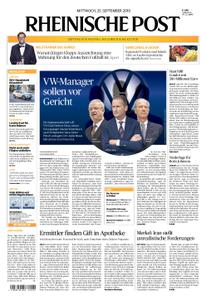 Rheinische Post – 25. September 2019