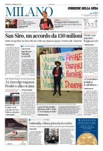 Corriere della Sera Milano – 16 febbraio 2020