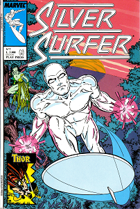 Silver Surfer - Volume 7 (Play Press)