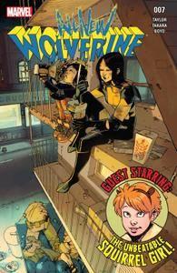 All-New Wolverine 007 2016 Digital BlackManta-Empire