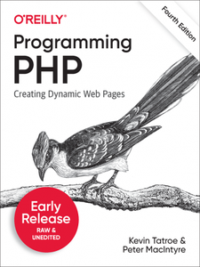 Programming PHP, 4th Edition [Early Release]
